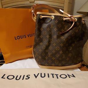 Louis Vuitton Vintage Noe Bucket